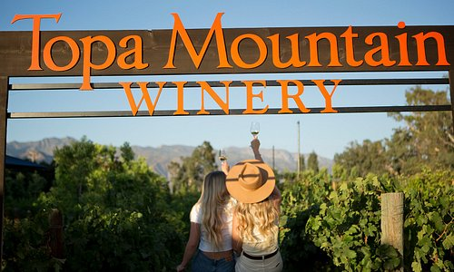 Our Iconic Instagram Photo Frame is perfect for capturing your Ojai Valley moment.
