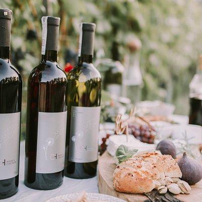Wino 2017 Winnica Chronów