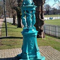 Memorial Drinking Fountain