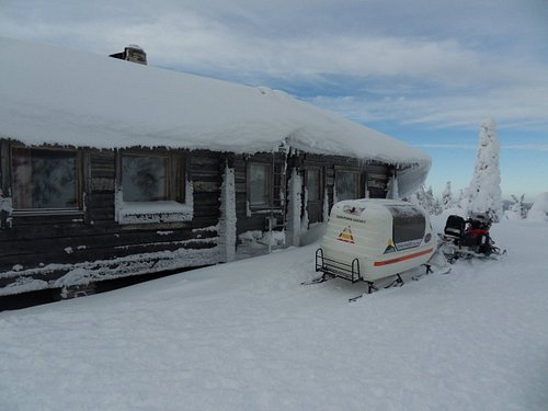 Ruuhitunturi Ski Cafe