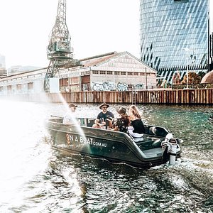 ON A BOAT - Boat hire melbourne