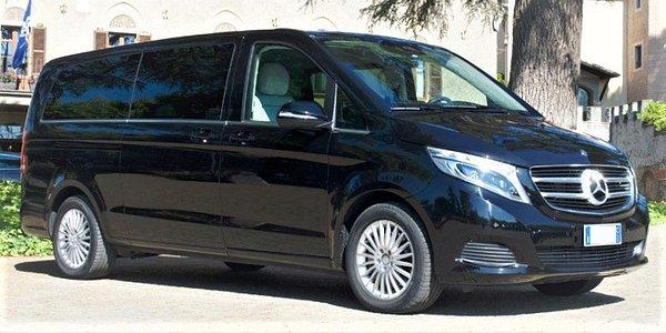 Minivan Mercedes Vito 8 Posti