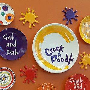 Crock A Doodle Paint Your Own Pottery Studio