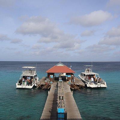 Dive Boat Pier