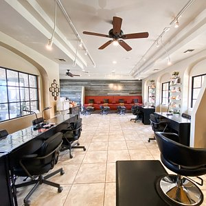 A look at our Salon