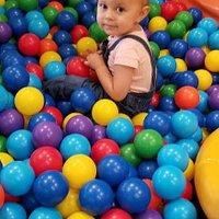 Kidaru Indoor Playground and Playcenter - ballpit fun
