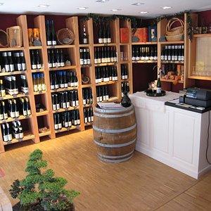 Vinothek der Saar - Die beste Auswahl an regionalen Saarweinen zu Winzerpreisen.