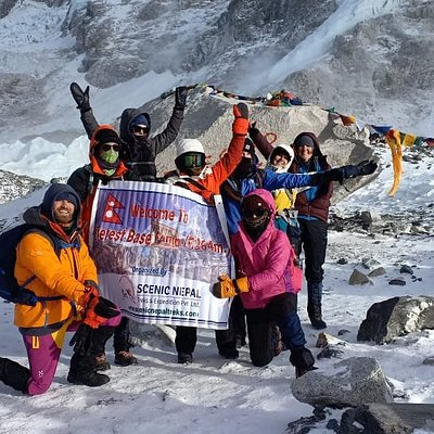 Everest Base Camp Trek @ Hikers from New Zealand
