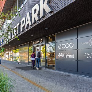 Here you can find the Outlet Park, which is home to many famous brand stores