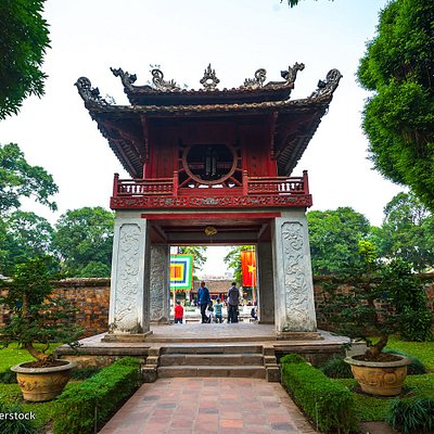 Hanoi Litterature Temple
