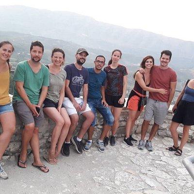 Free Walking Tour Berat