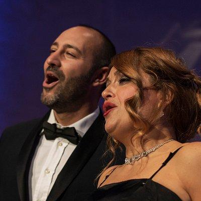 Soprano: Veronica Senserini  Tenor: Marco Miglietta
