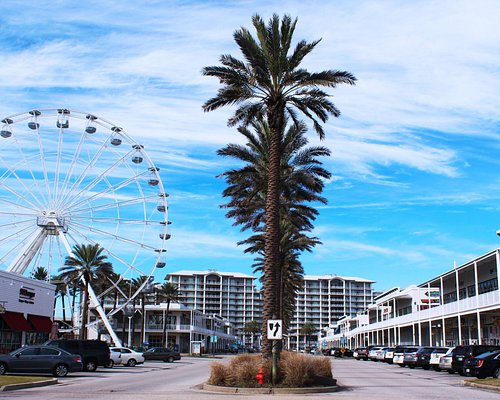 The Wharf is the Gulf Coast's premiere entertainment destination with shopping, dining, bars, arcades, attractions and more.