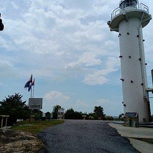 Bukit Segenting Lighthouse