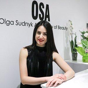 Olga Sudnyk Academy of Beauty