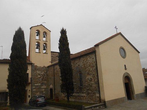 Propositura Parrocchia dei Santi Ippolito e Donato Martiri, Bibbiena