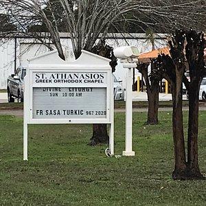 Al, Gulf Shores, St. Athanasios Greek Church