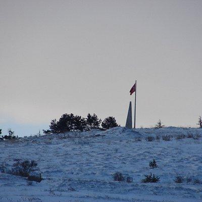 Zafertepe Çalköy Zafer Anıtı 6
