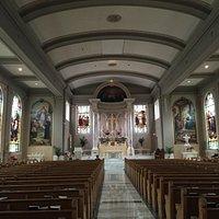St. John's Chapel - just gorgeous