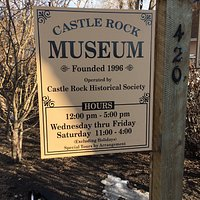 Castle Rock Historical Society and Museum