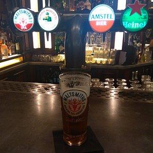 Variedad de cervezas (Barra)