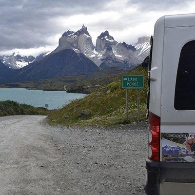 Lago Pehoé, PN Torres del Paine