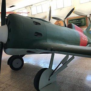 Un museo con mucho material original y mucha historia aeronáutica