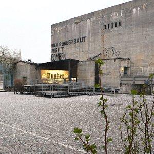 Der Berlin Story Bunker vo aussen