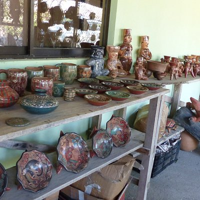 ensemble poteries