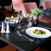 Exemple de plats du menu Saveur et tradition