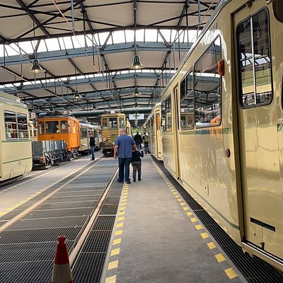 KVB-Strassenbahn-Museum-Koln