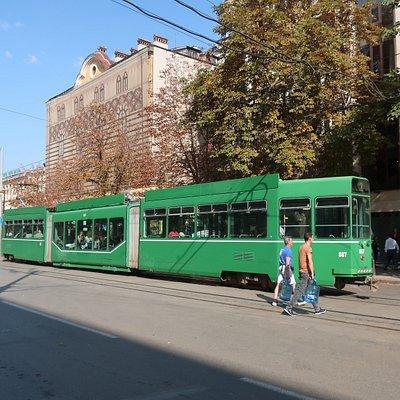 Sofia Tram Network