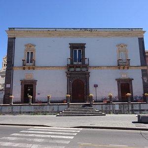 Palazzo Bianchi - Adrano, Sicily