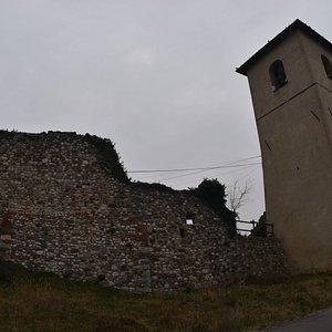 torrione e mura