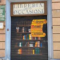 Libreria Rotondi Via Merulana Roma
