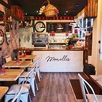 Monellis Sourdough Pizza