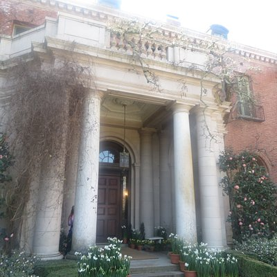 Historic Home, Filoli Historic House and Gardens, Woodside, CA