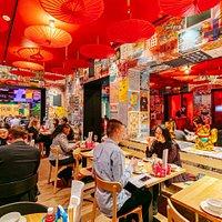 restaurant impression