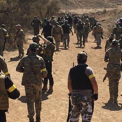 Fallujah Airsoft Camp