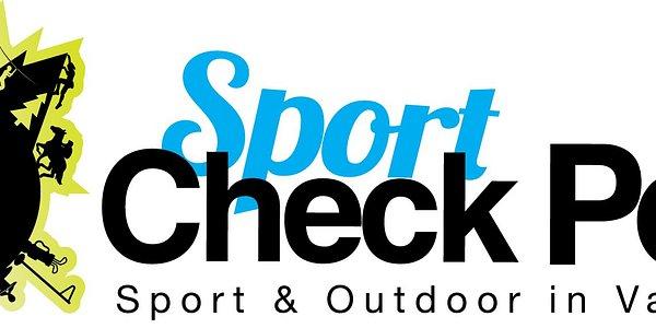 Logo Sport Check Point