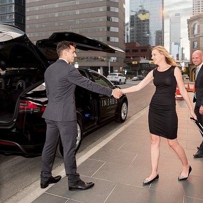 Travel between Calgary and Edmonton, or other city centres in Alberta, in our all electric Tesla fleet of vehicles with private chauffeurs. Now accessible via mobile app!