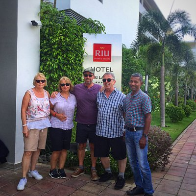 Our loyalty English guest had a wonderful time with us