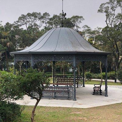 Mount Austin Playground - pavilion