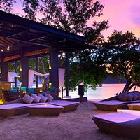 Beach Bar at The Andaman