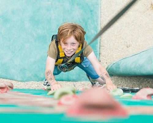 Great fun climbing