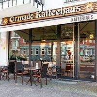 Ormado Kaffeehaus Lichtenberg Filiale