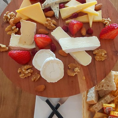 cheese mix table