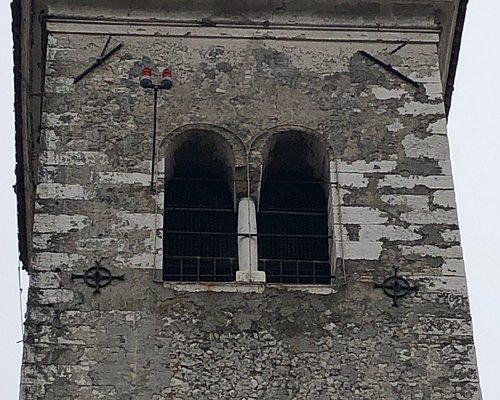 Cella Campanaria con le Bifore ....