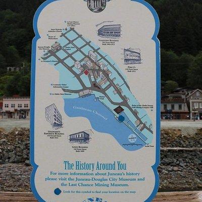 Juneau Visitor Centre - Cruise ship terminal