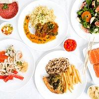 Gastronomia exclusiva e de máxima qualidade